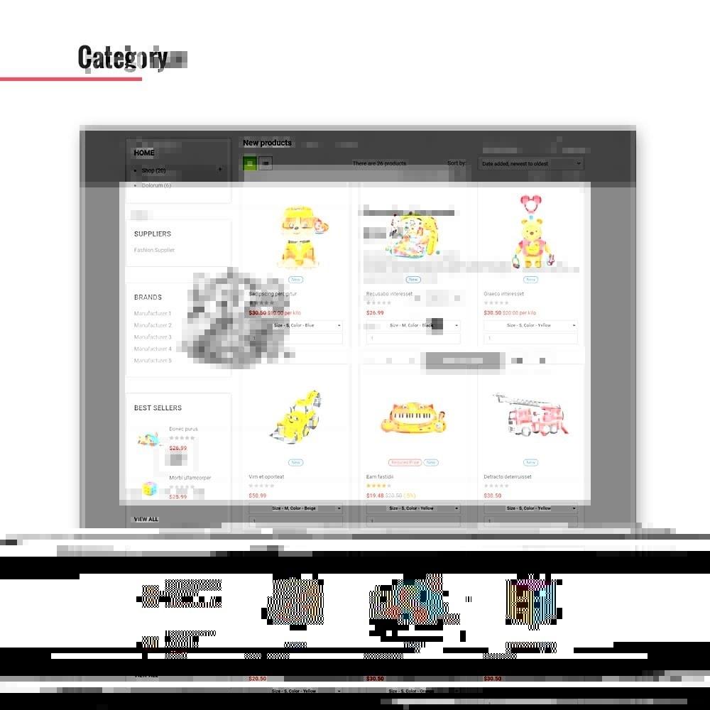 theme - Zabawki & Artykuły dziecięce - Leo Dumbo - 6