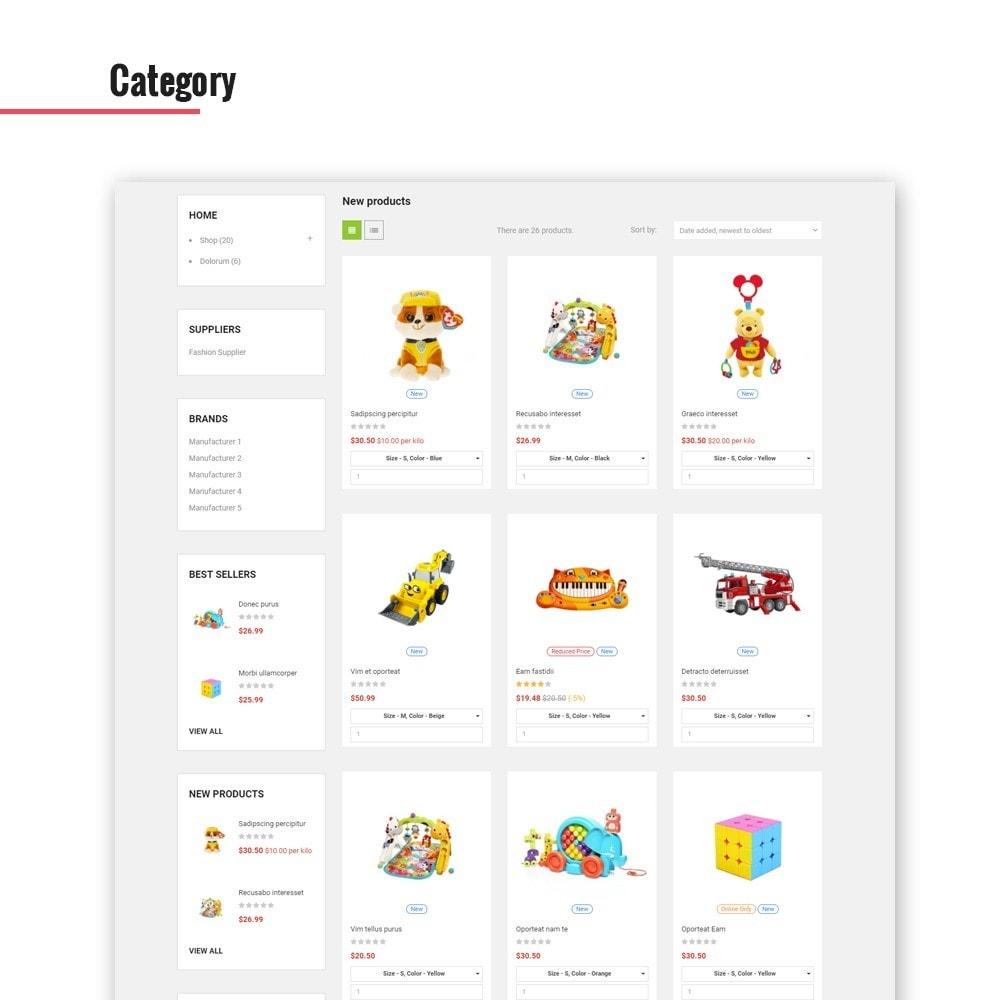 theme - Zabawki & Artykuły dziecięce - Leo Dumbo - 7