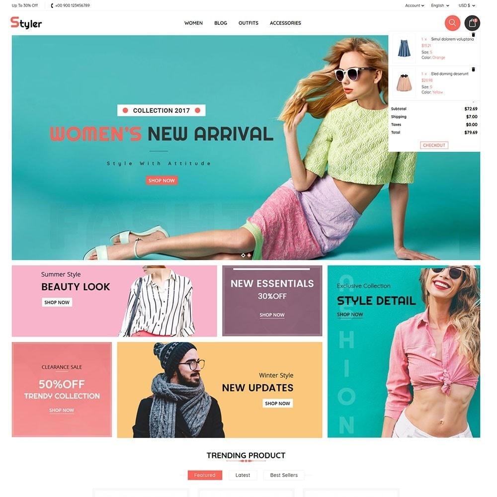 theme - Mode & Schoenen - Styler - 3