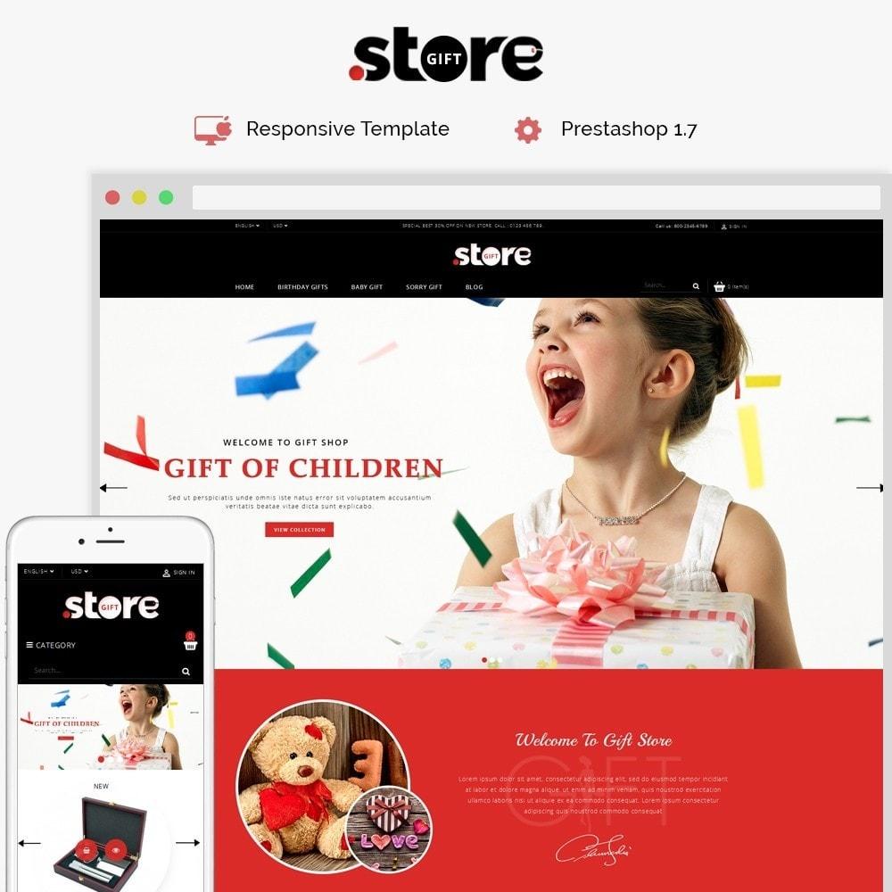 theme - Geschenke, Blumen & Feiern - Gift Store - 1
