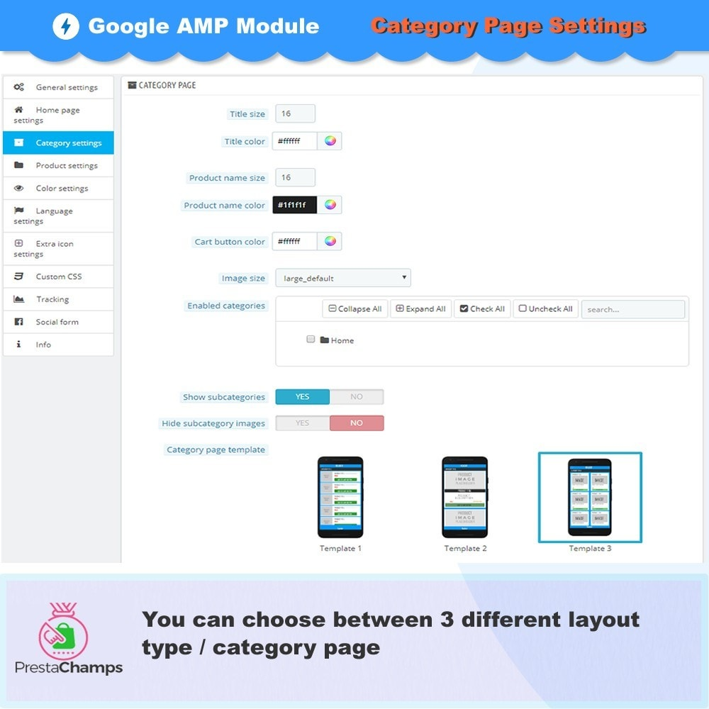 module - Website Performance - PROFESSIONAL AMP PAGES - ACCELERATED MOBILE PAGES - 7