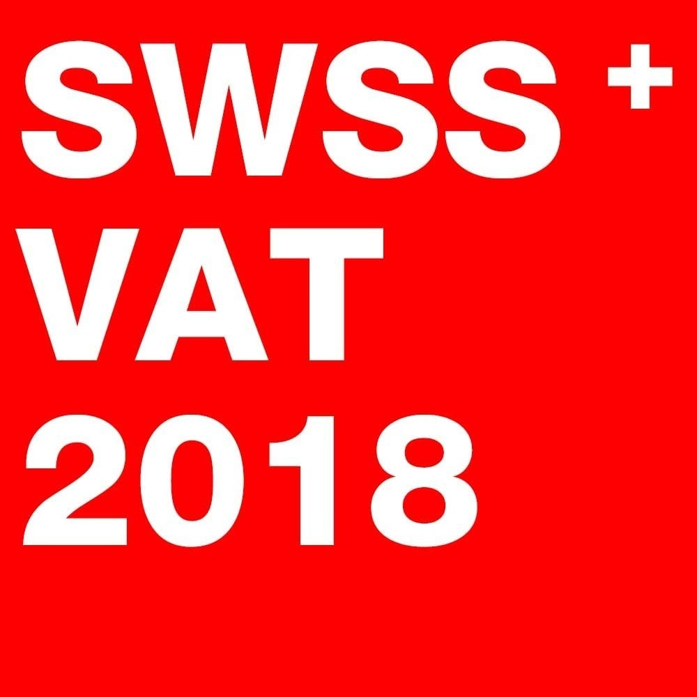 module - Accounting & Invoicing - Swiss tax 2018 - 1