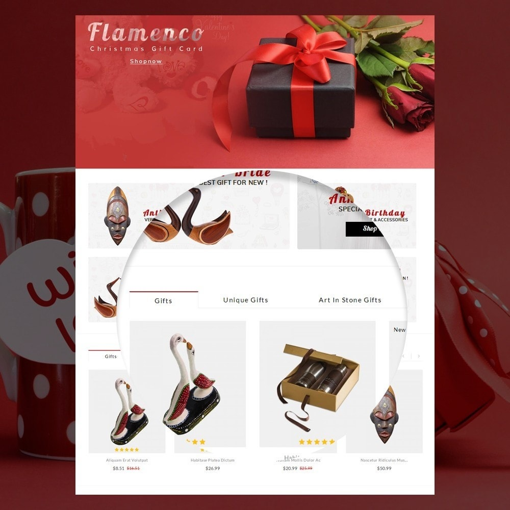 theme - Gifts, Flowers & Celebrations - Gift Spot - 6