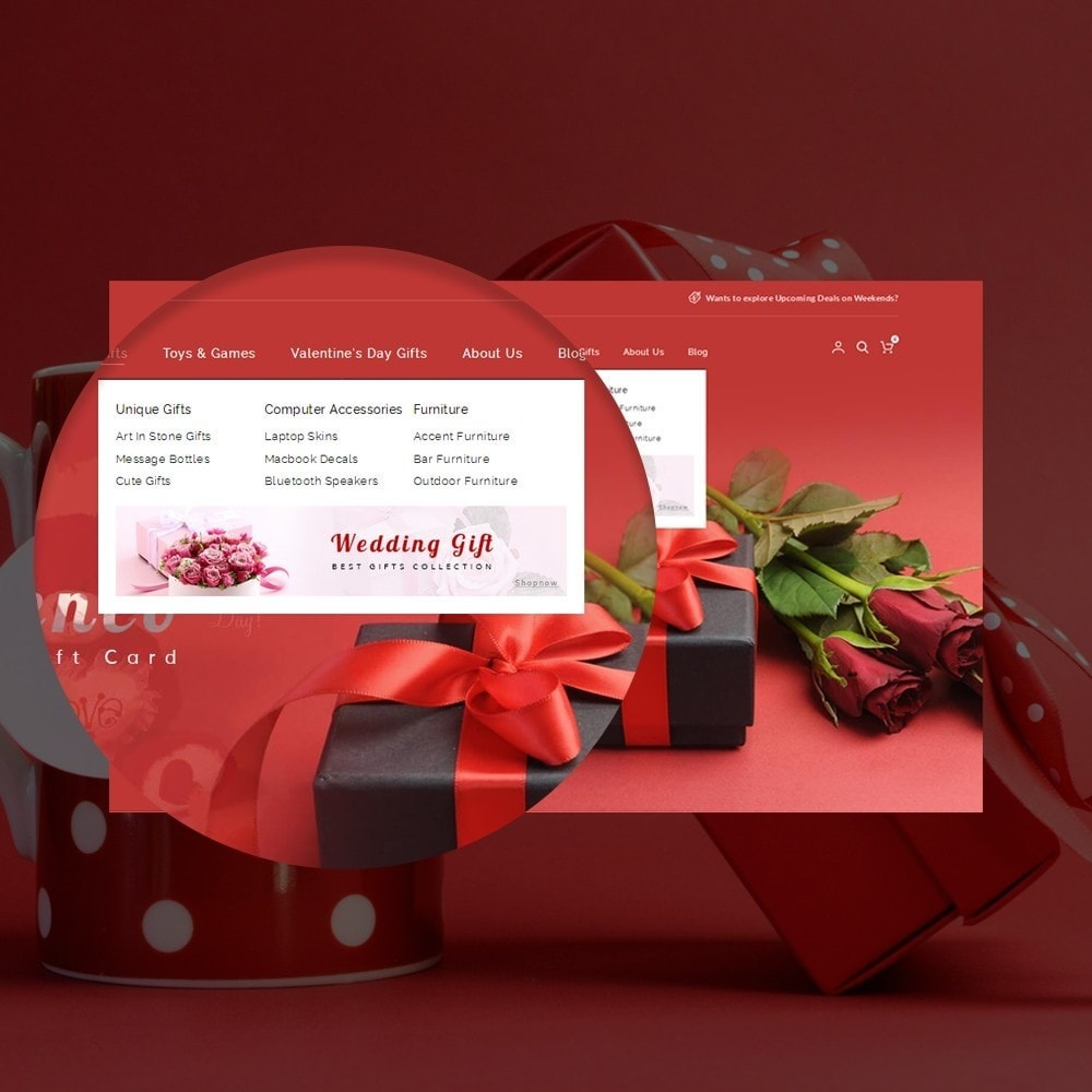 theme - Gifts, Flowers & Celebrations - Gift Spot - 8