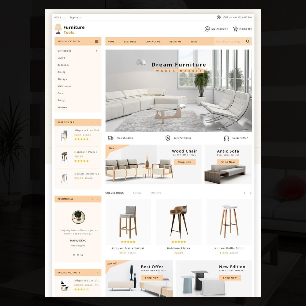 theme - Huis & Buitenleven - Furniture Tool - 2