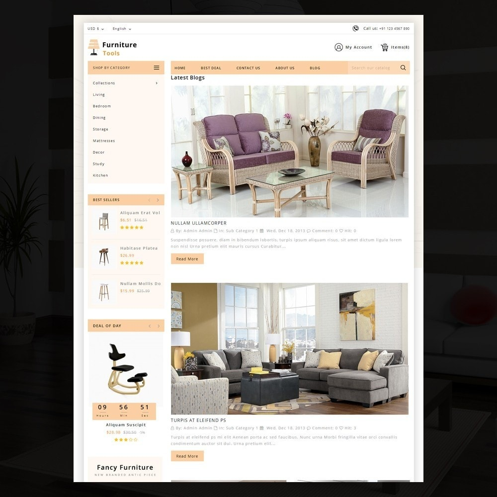 theme - Huis & Buitenleven - Furniture Tool - 6