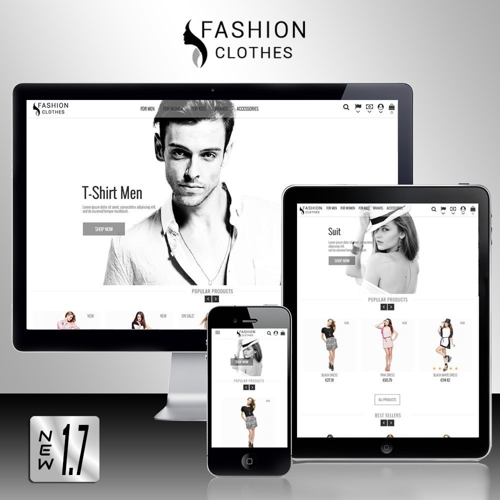 theme - Moda & Obuwie - Fashion Clothes - 2
