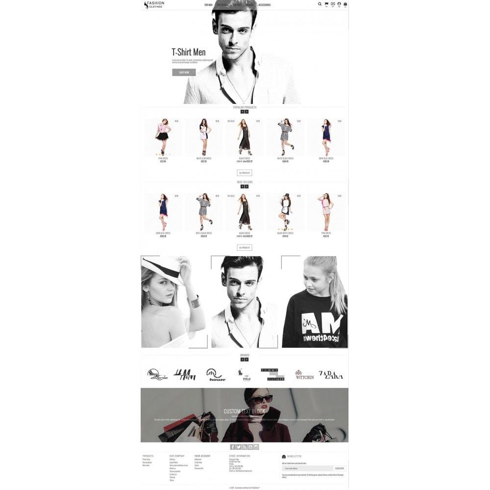 theme - Moda & Obuwie - Fashion Clothes - 3