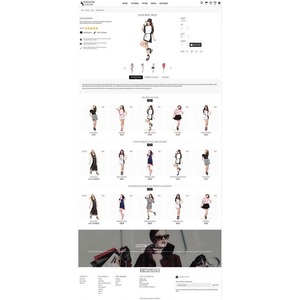 theme - Moda & Obuwie - Fashion Clothes - 4