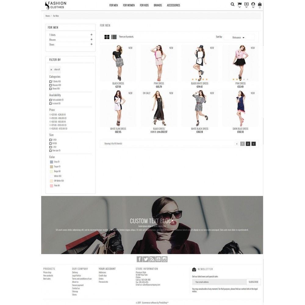theme - Moda & Obuwie - Fashion Clothes - 5