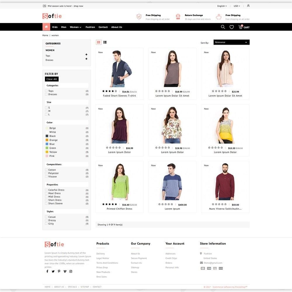 theme - Mode & Schuhe - Shofte - The Fashion Store - 3