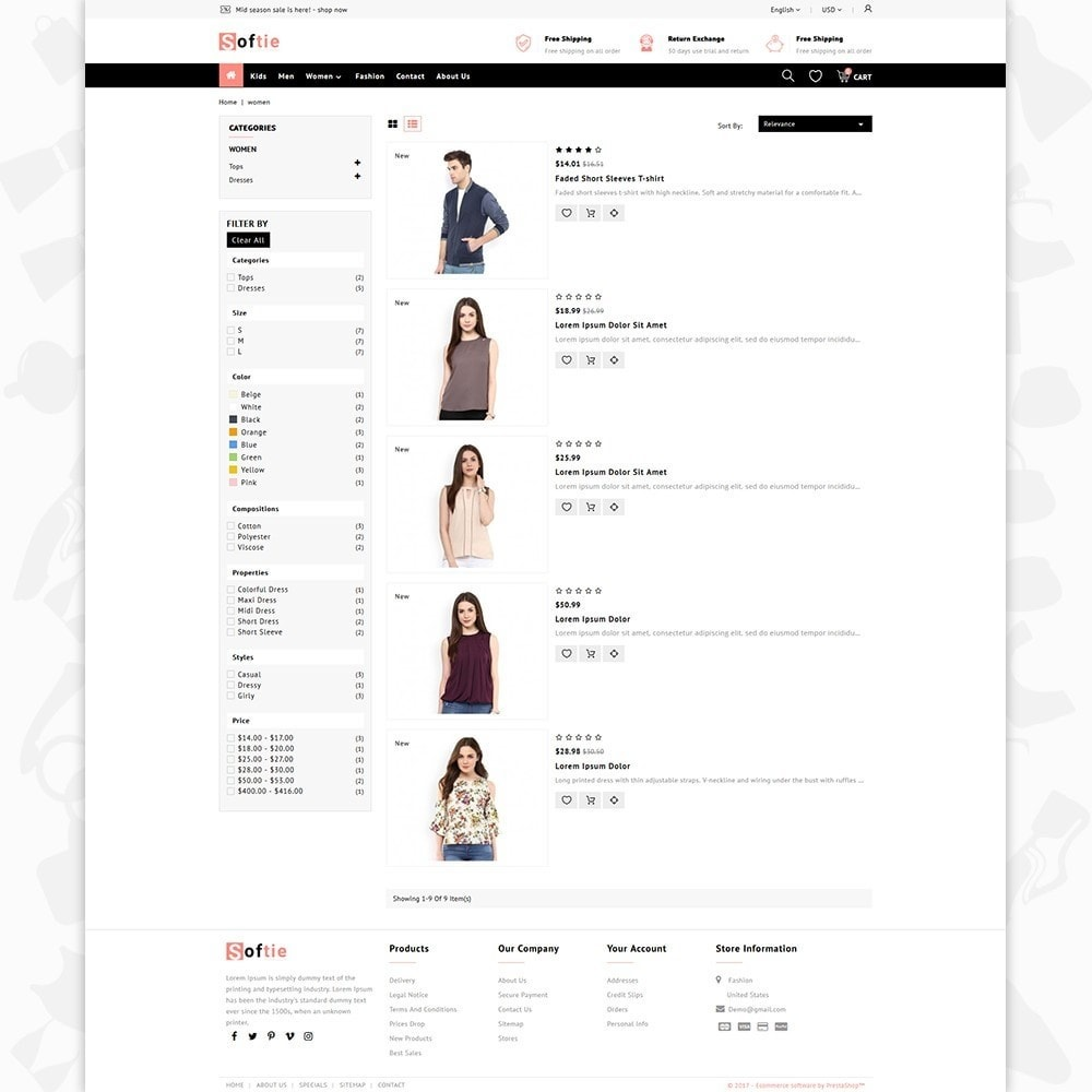 theme - Mode & Schoenen - Shofte - The Fashion Store - 4