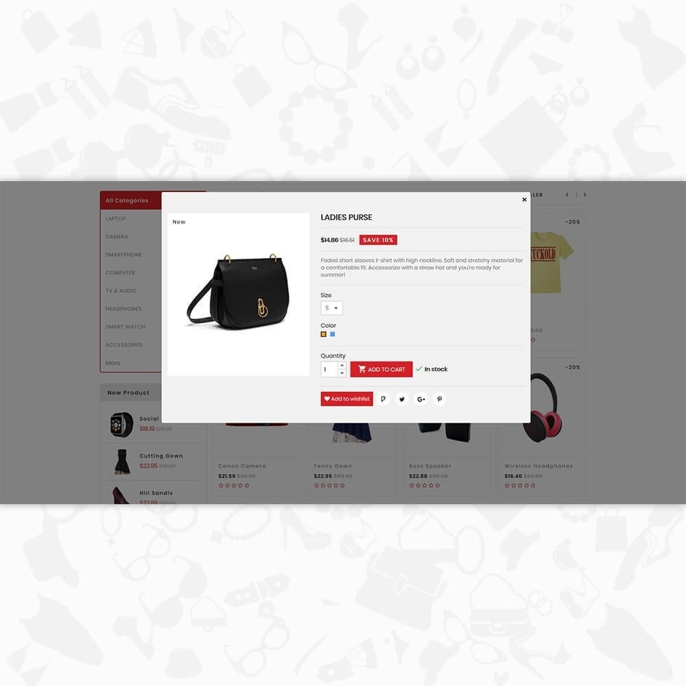 theme - Electronics & Computers - Fastrade - Online Shopping Trade - 7