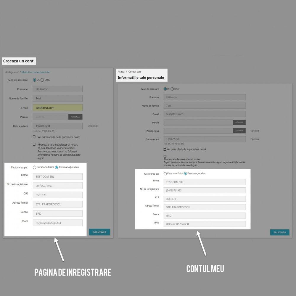 module - Buchhaltung & Rechnung - Facturare - Persoana Fizica sau Juridica - 6