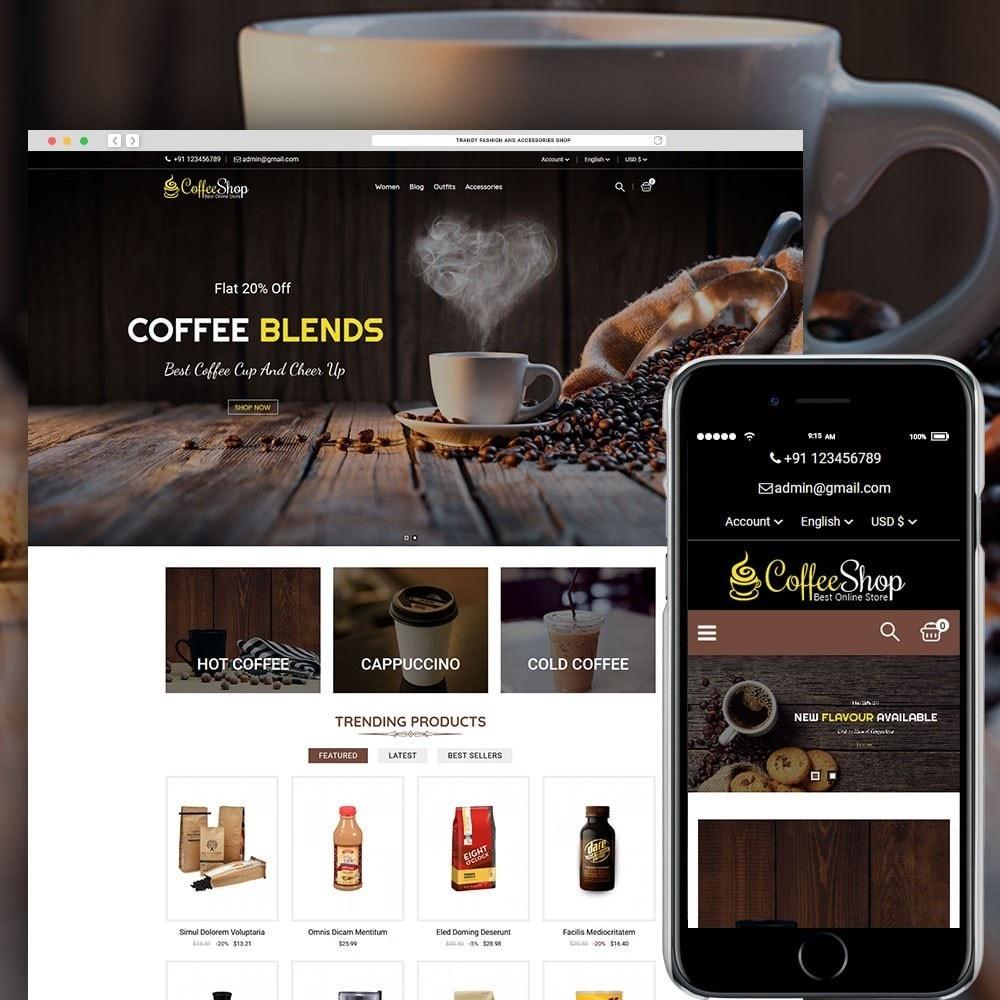 theme - Drank & Tabak - Coffee Shop - 1