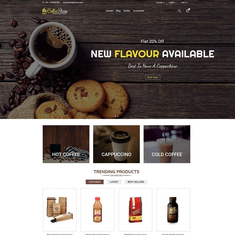theme - Drank & Tabak - Coffee Shop - 2