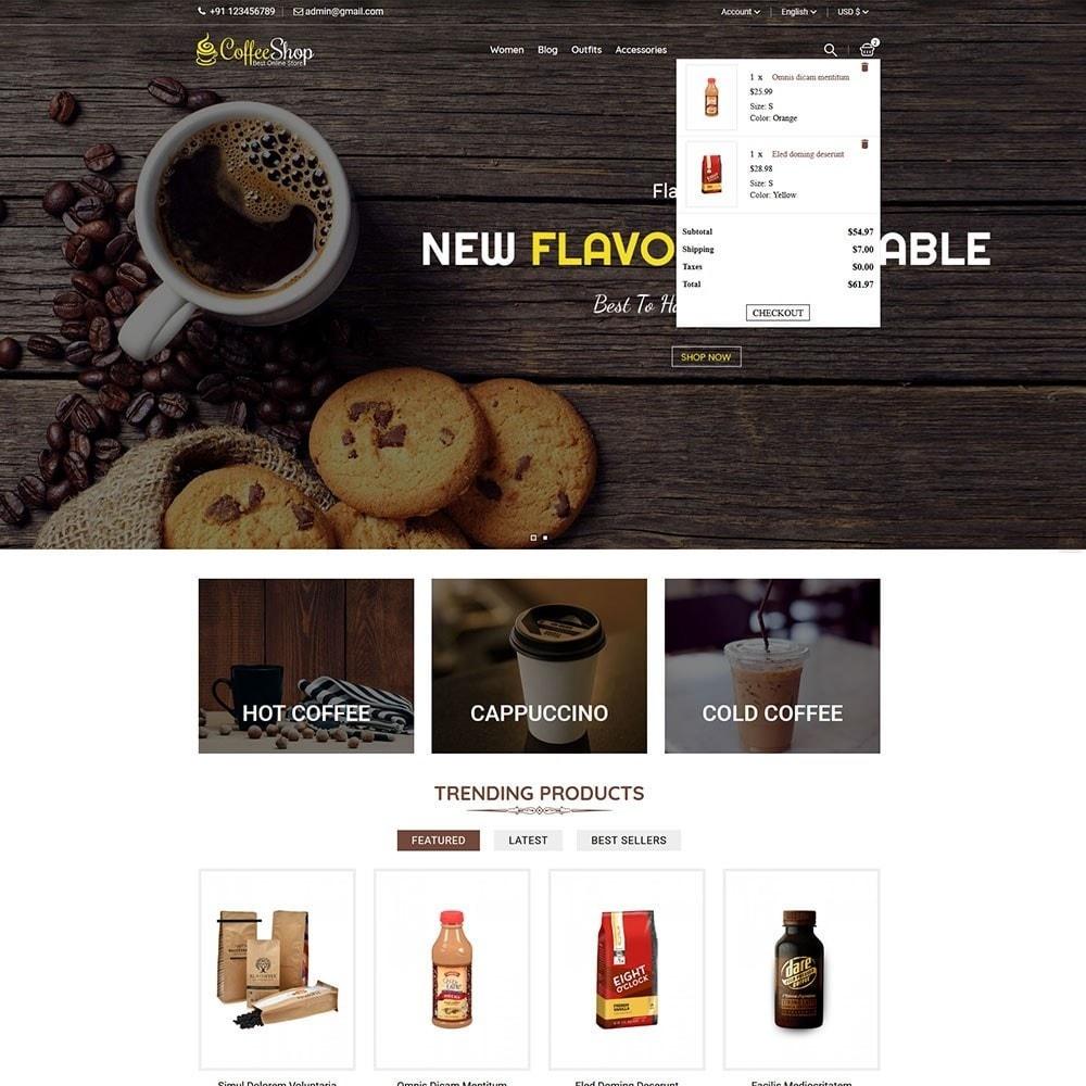 theme - Drank & Tabak - Coffee Shop - 3