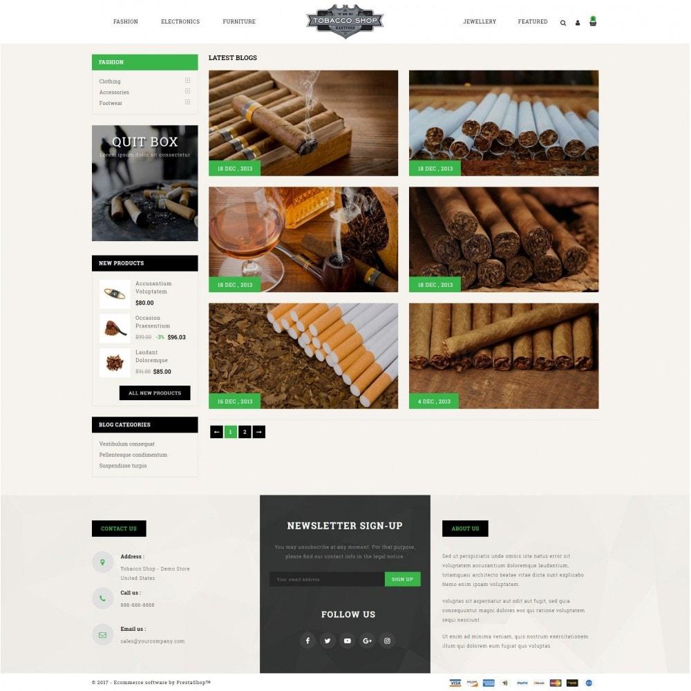 theme - Boissons & Tabac - Tobacco Shop - 9