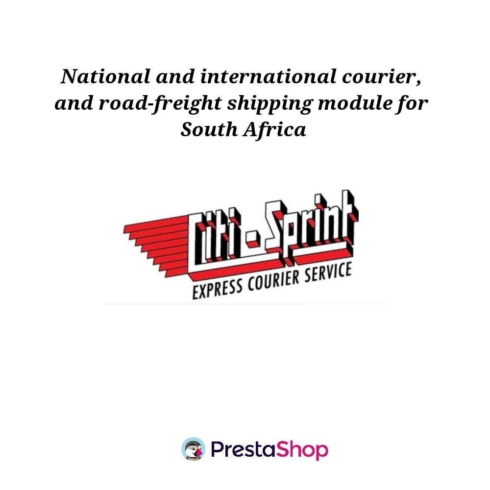 module - Transportadoras - Citi-Sprint Shipping Module - 1