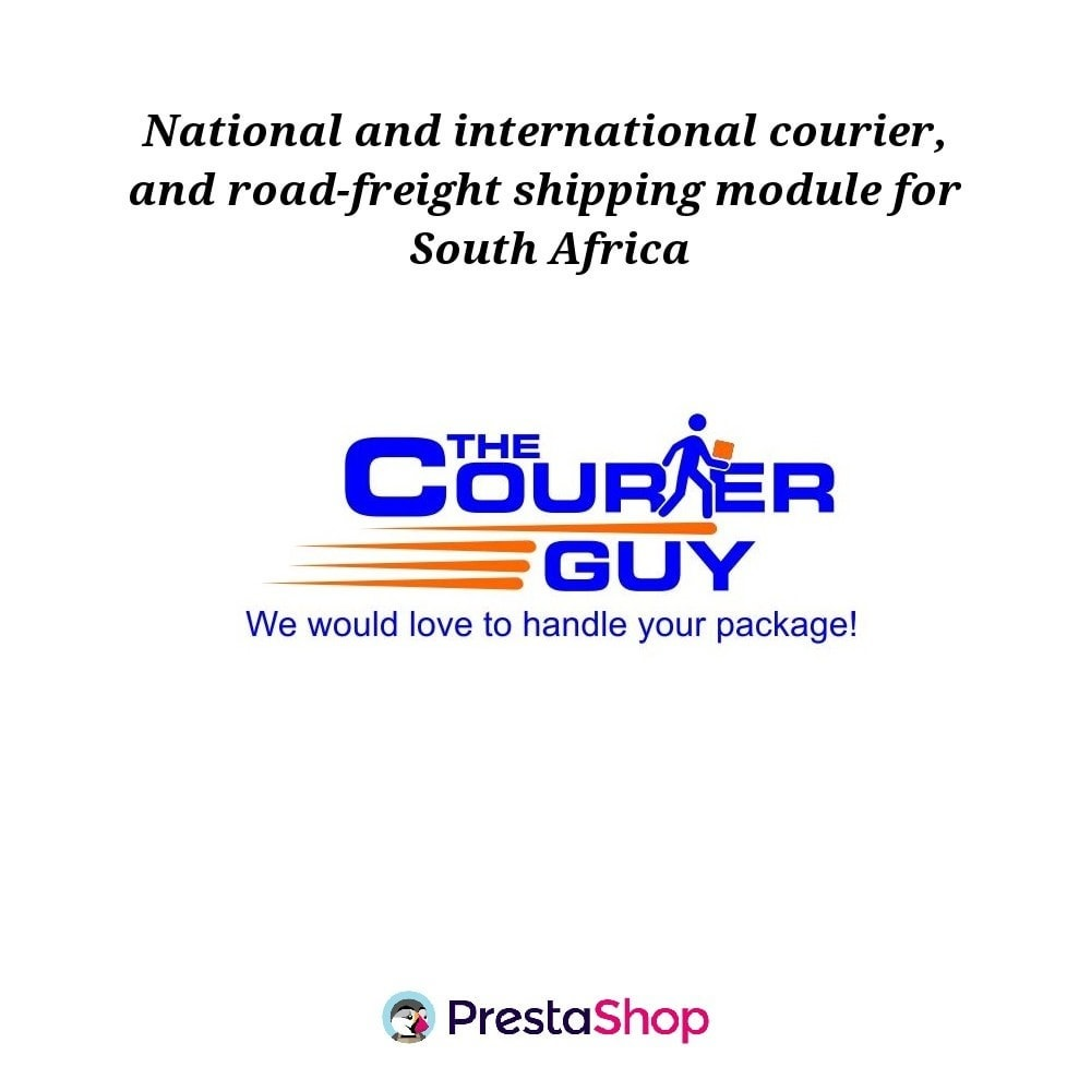 module - Transportadoras - The Courier Guy - 1