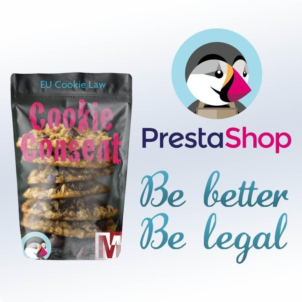module - Législation (Loi Hamon) - Cookie Consentement simple et rapide - 1