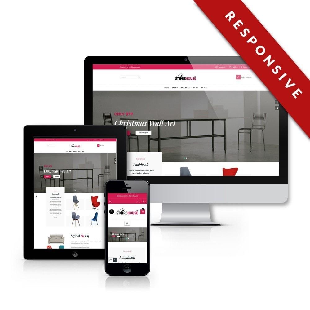 theme - Casa & Giardino - Eclectic Store - 1