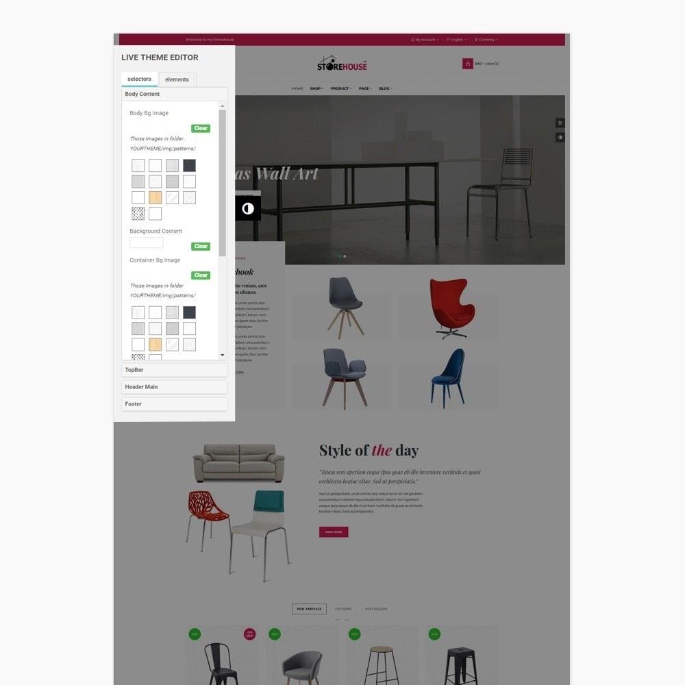 theme - Maison & Jardin - Eclectic Store - 2