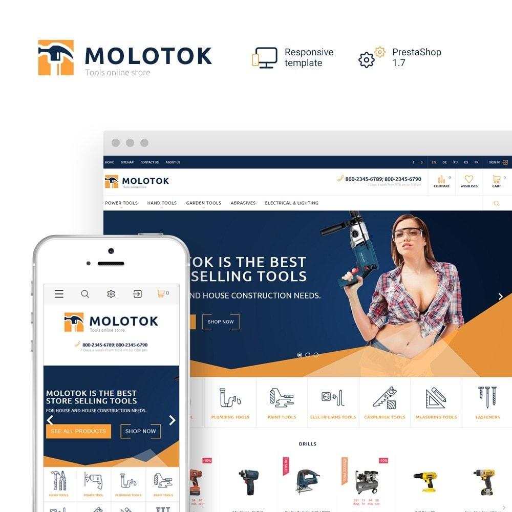 theme - Dom & Ogród - Molotok 2 - 1