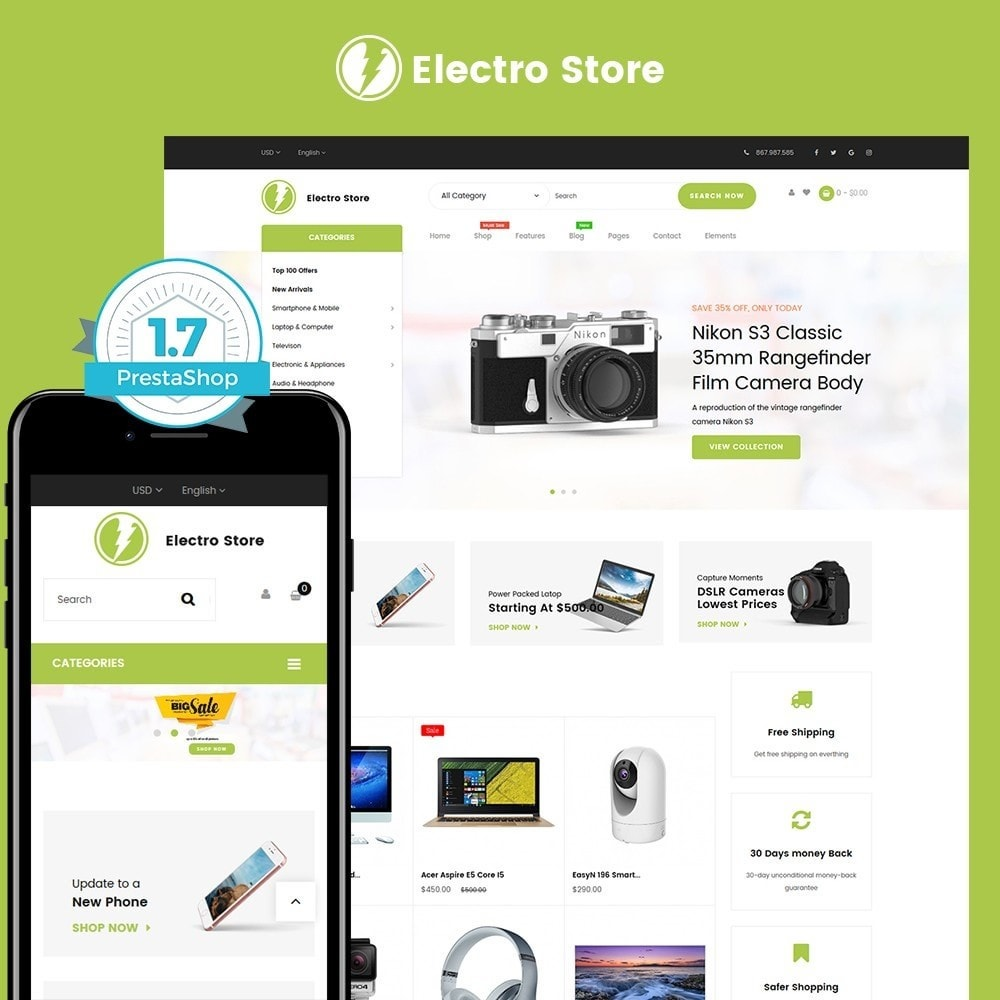 theme - Elettronica & High Tech - Digital Store 1.7 - 1
