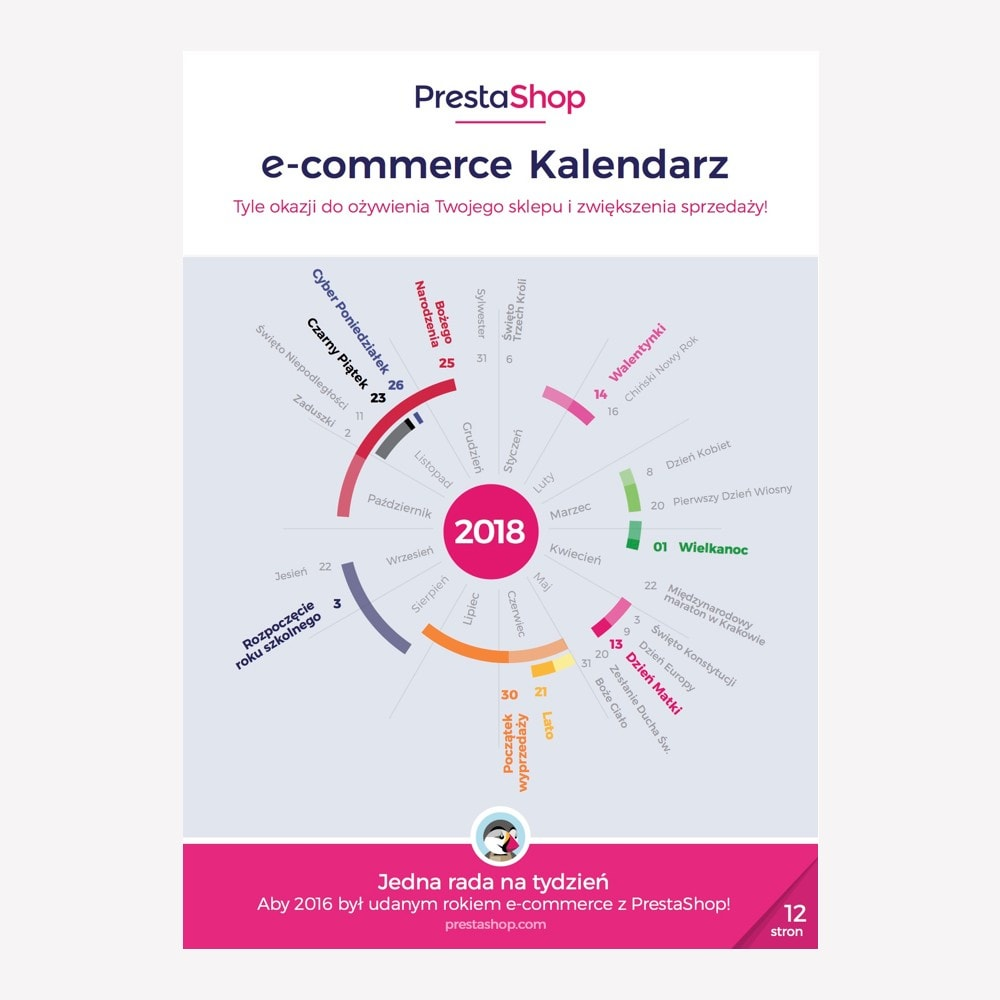 other - Kalendarz e-commerce - eCommerce Kalendarz 2018 Polsce - 1