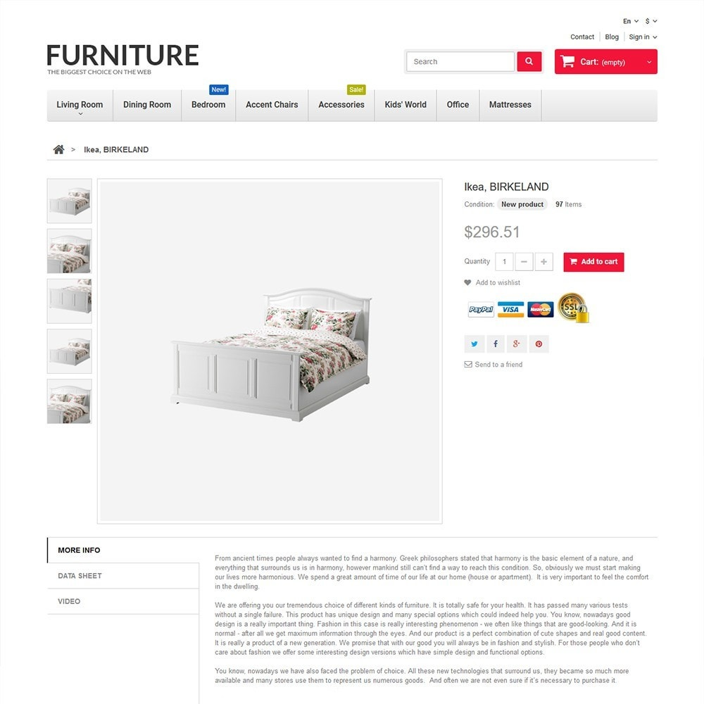 theme - Art & Culture - Furniture - 3