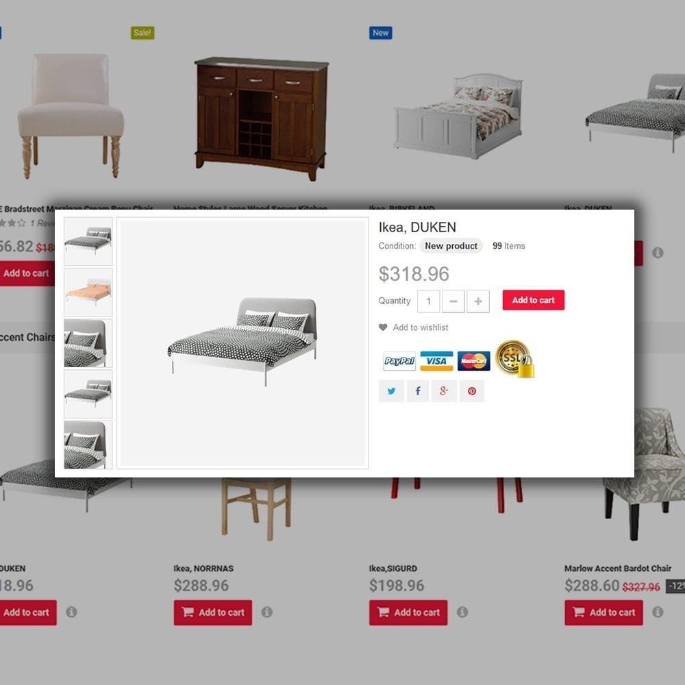 theme - Art & Culture - Furniture - 4
