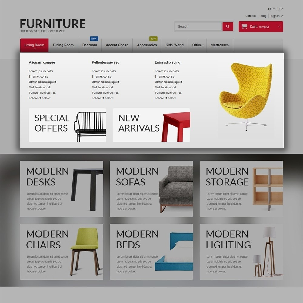 theme - Art & Culture - Furniture - 5