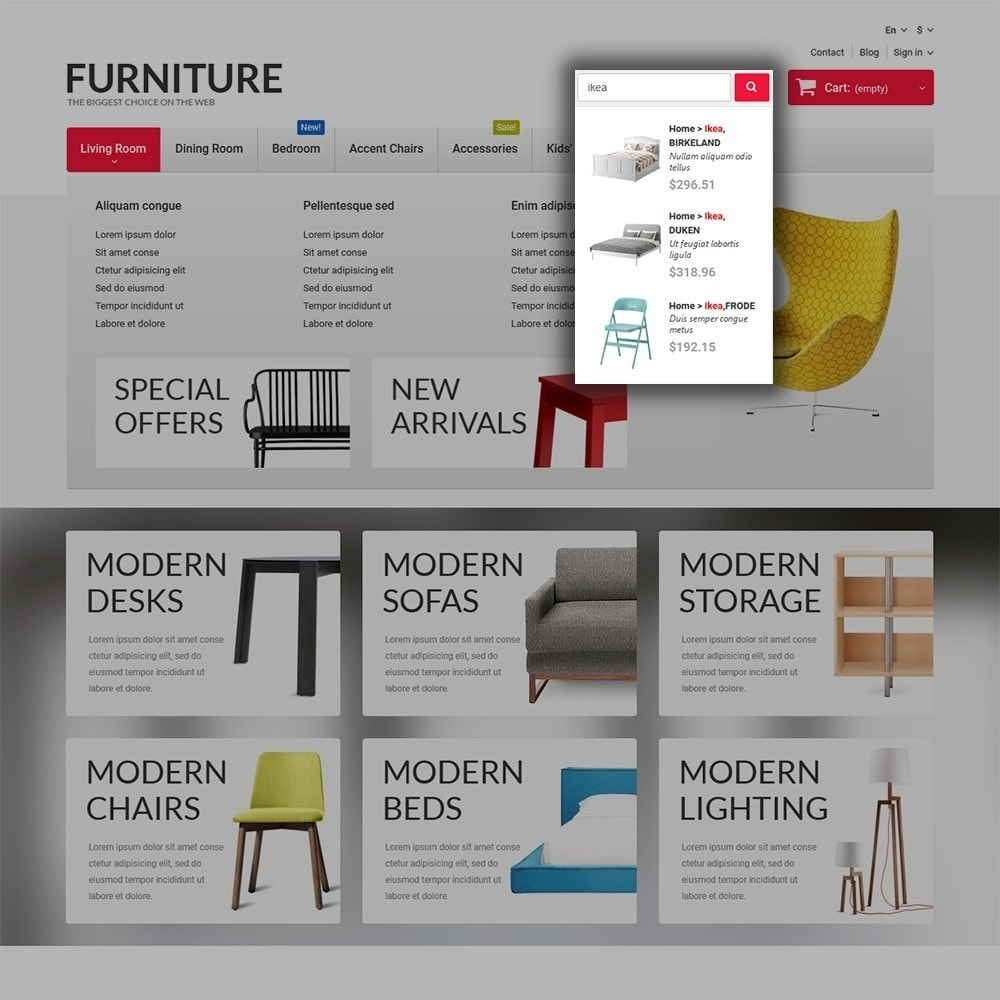 theme - Art & Culture - Furniture - 6