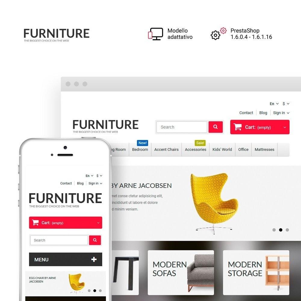 theme - Arte & Cultura - Furniture - 1