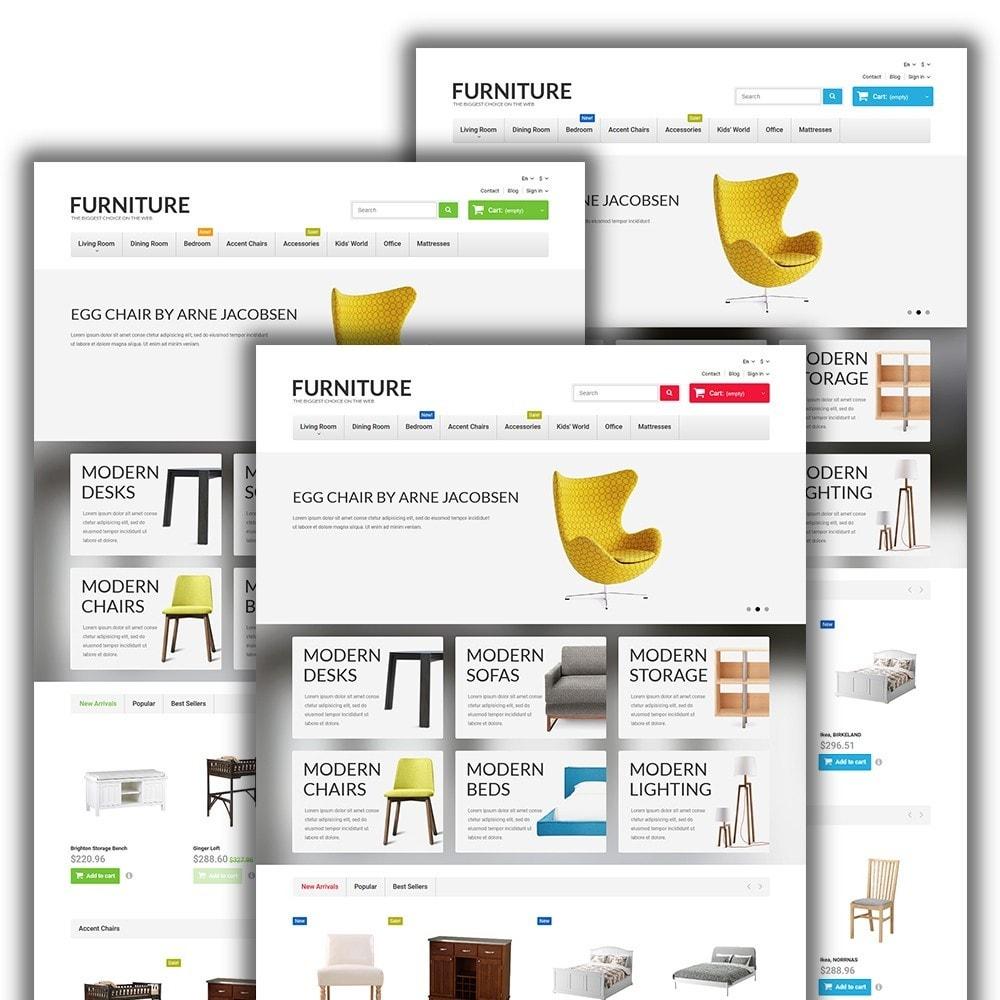 theme - Arte & Cultura - Furniture - 2