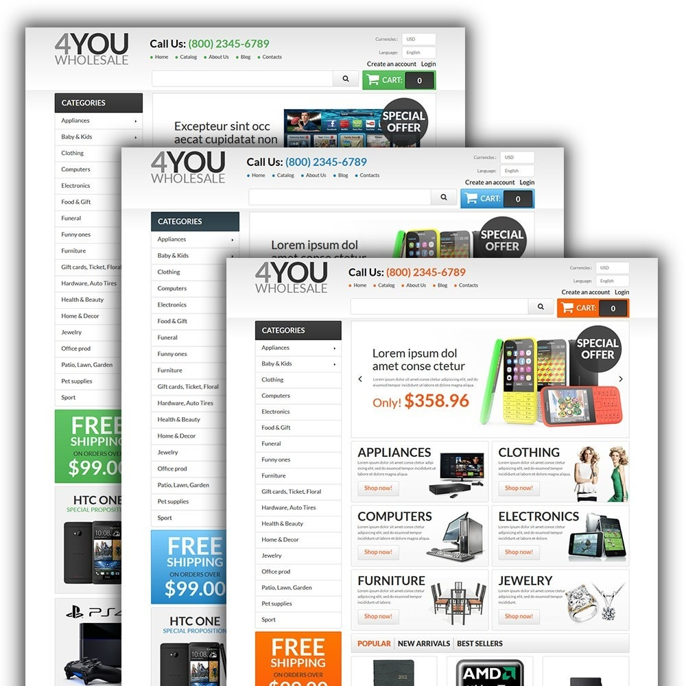 theme - Huis & Buitenleven - 4You Wholesale - 2