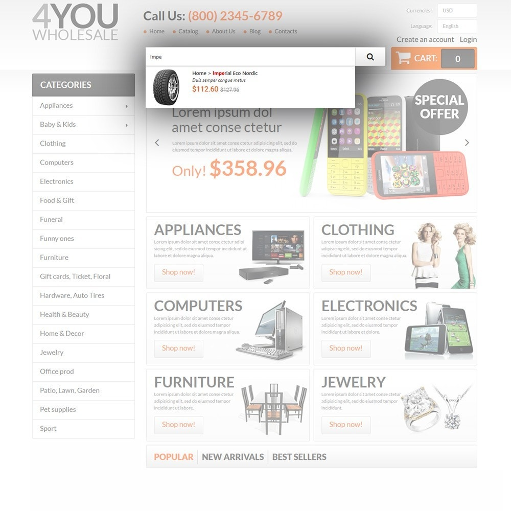 theme - Huis & Buitenleven - 4You Wholesale - 6