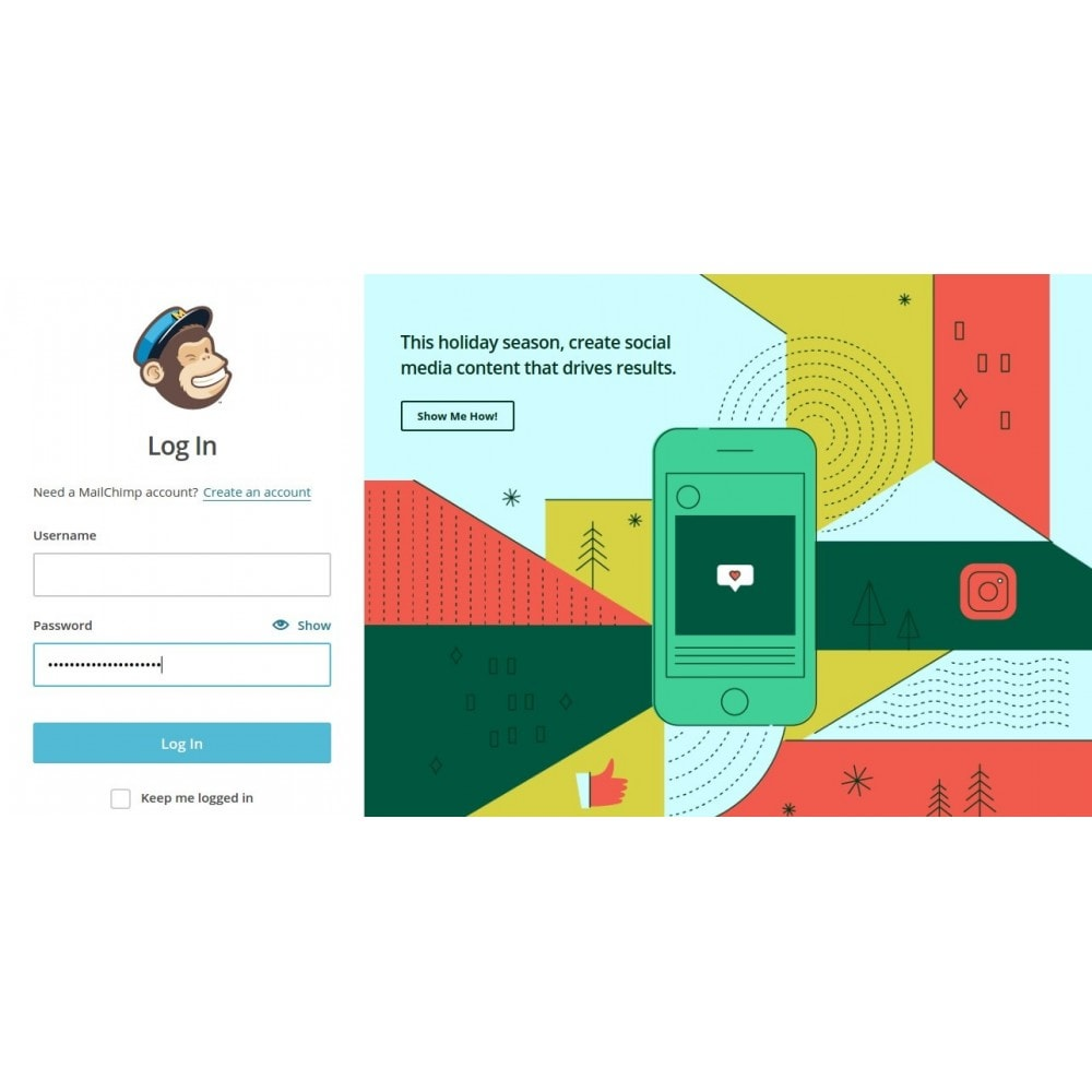 module - Newsletter & SMS - Mailchimp Sync Customer and Newsletter - 1