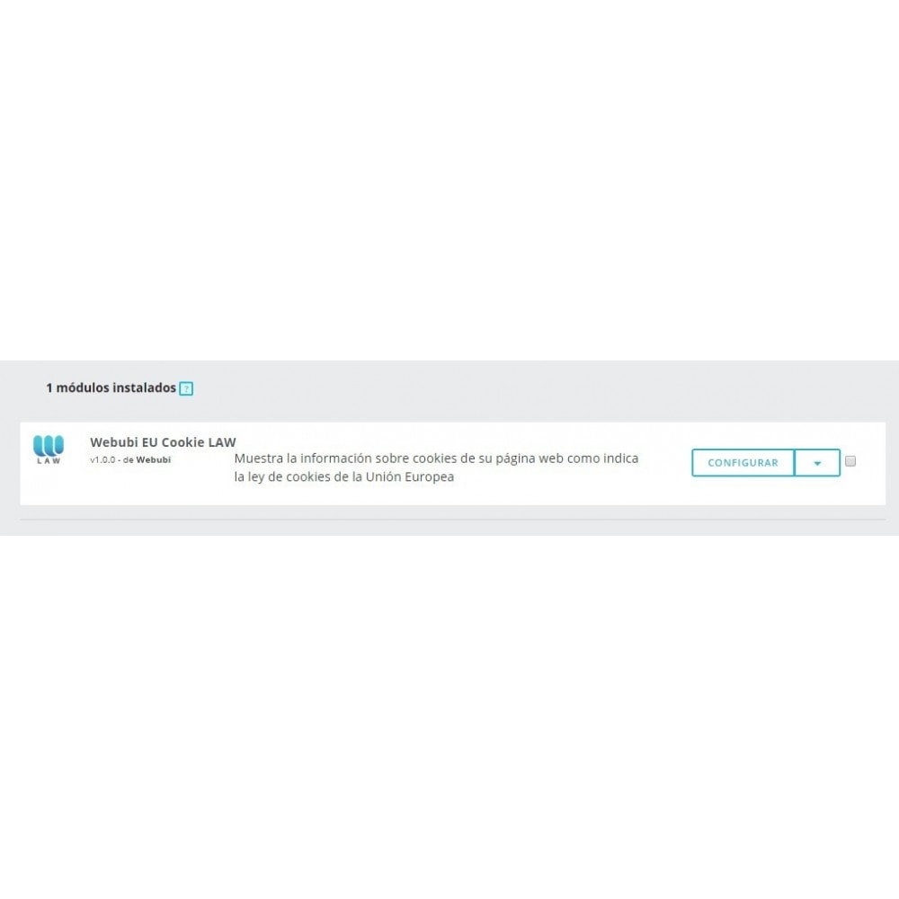 module - Marco Legal (Ley Europea) - RGPD by Webubi - 3