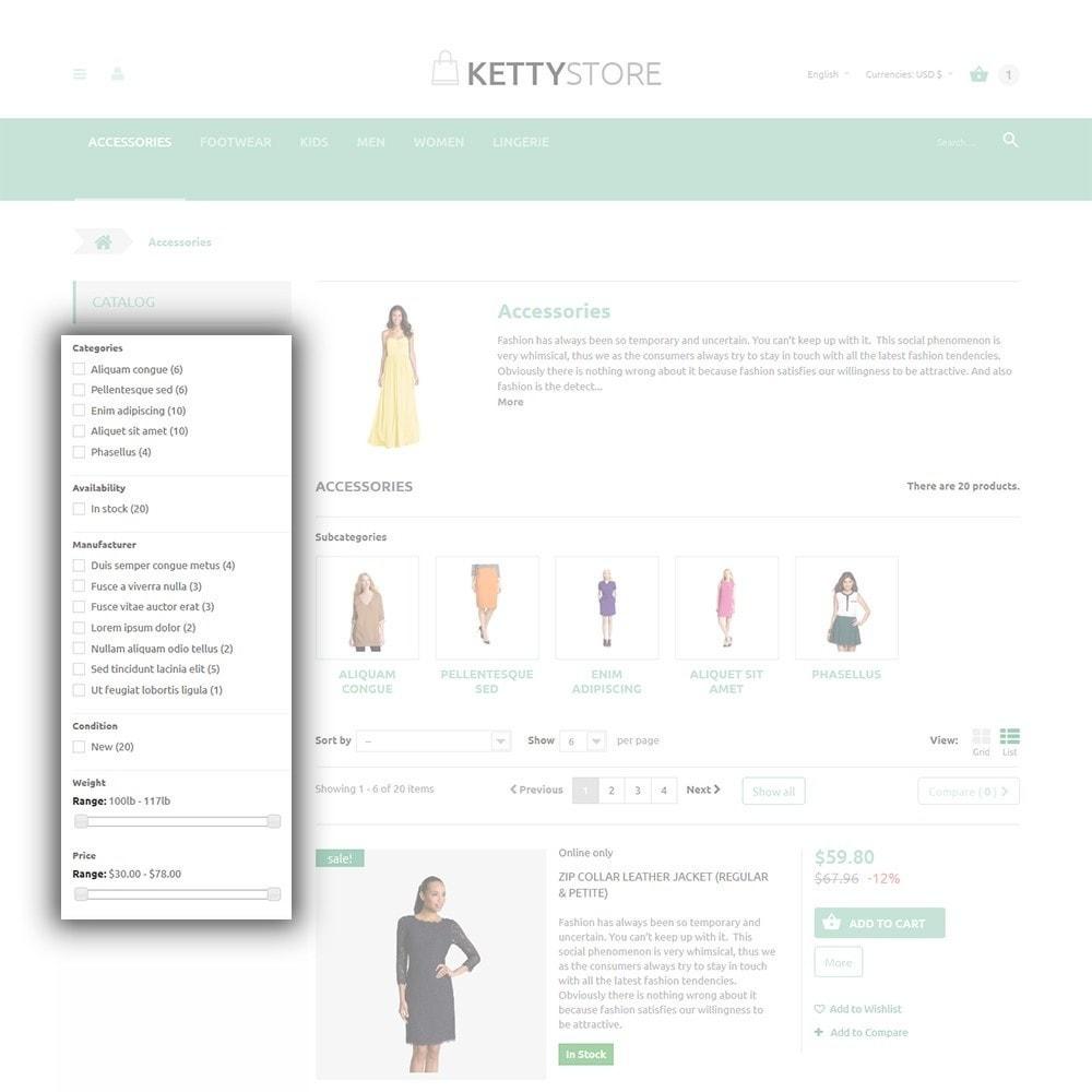 theme - Moda & Calzature - KettyStore - 5