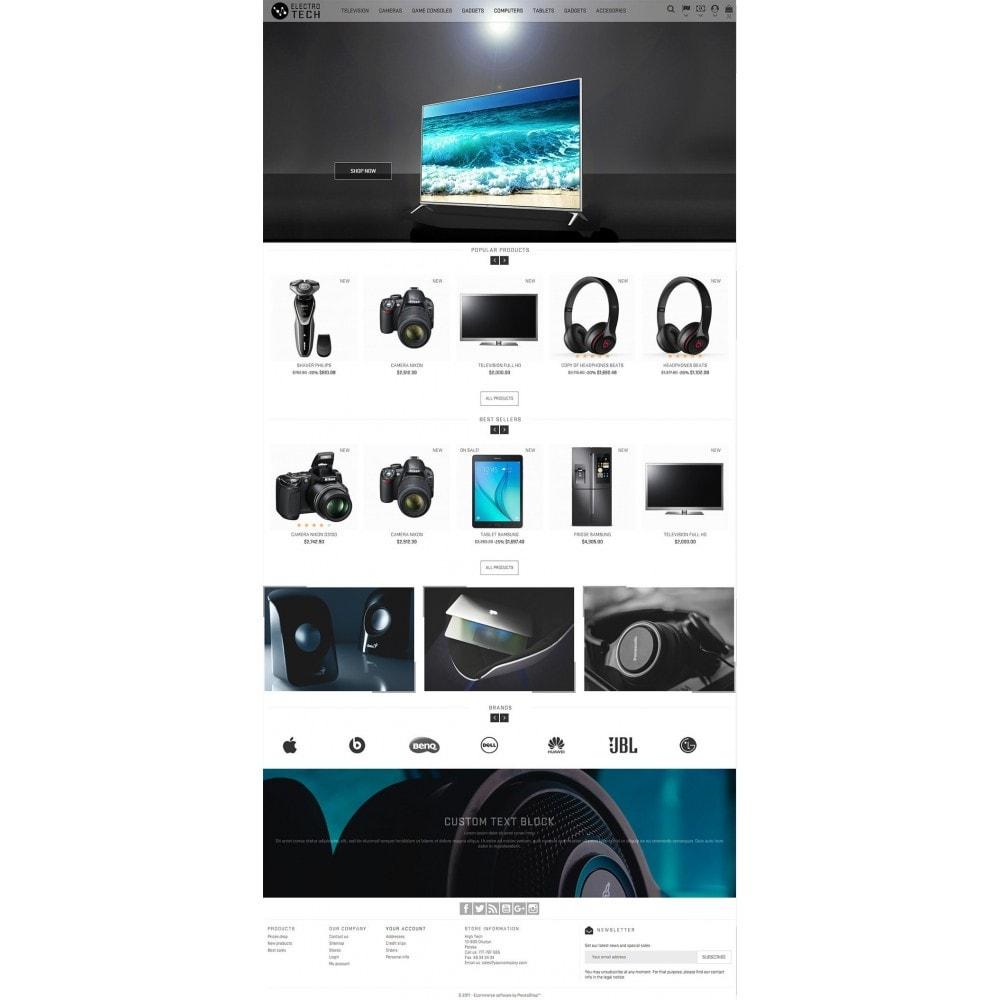 theme - Elektronika & High Tech - Electro Tech - 2