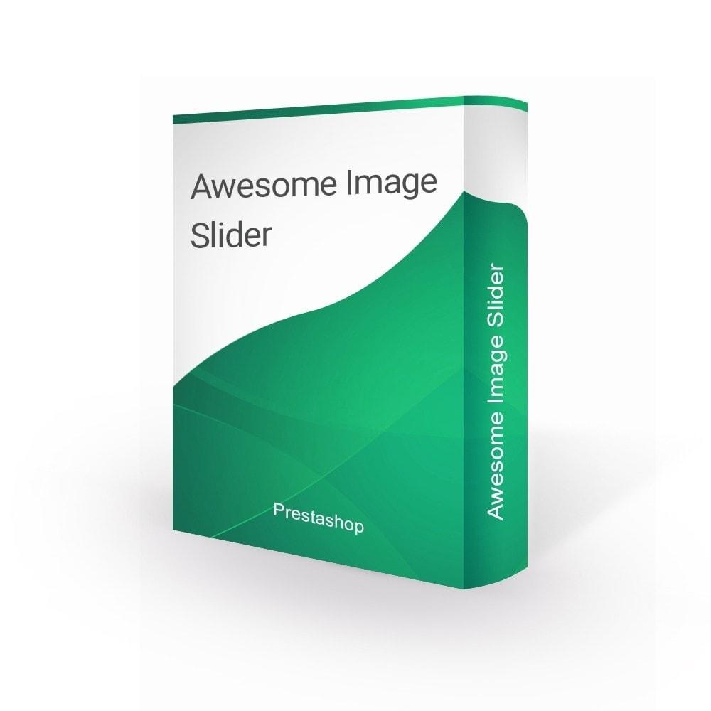 module - Gallerijen & Sliders - Awesome Banner & Image Slider - 1
