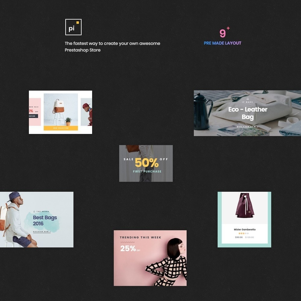 theme - Fashion & Shoes - Leo Pi - 1