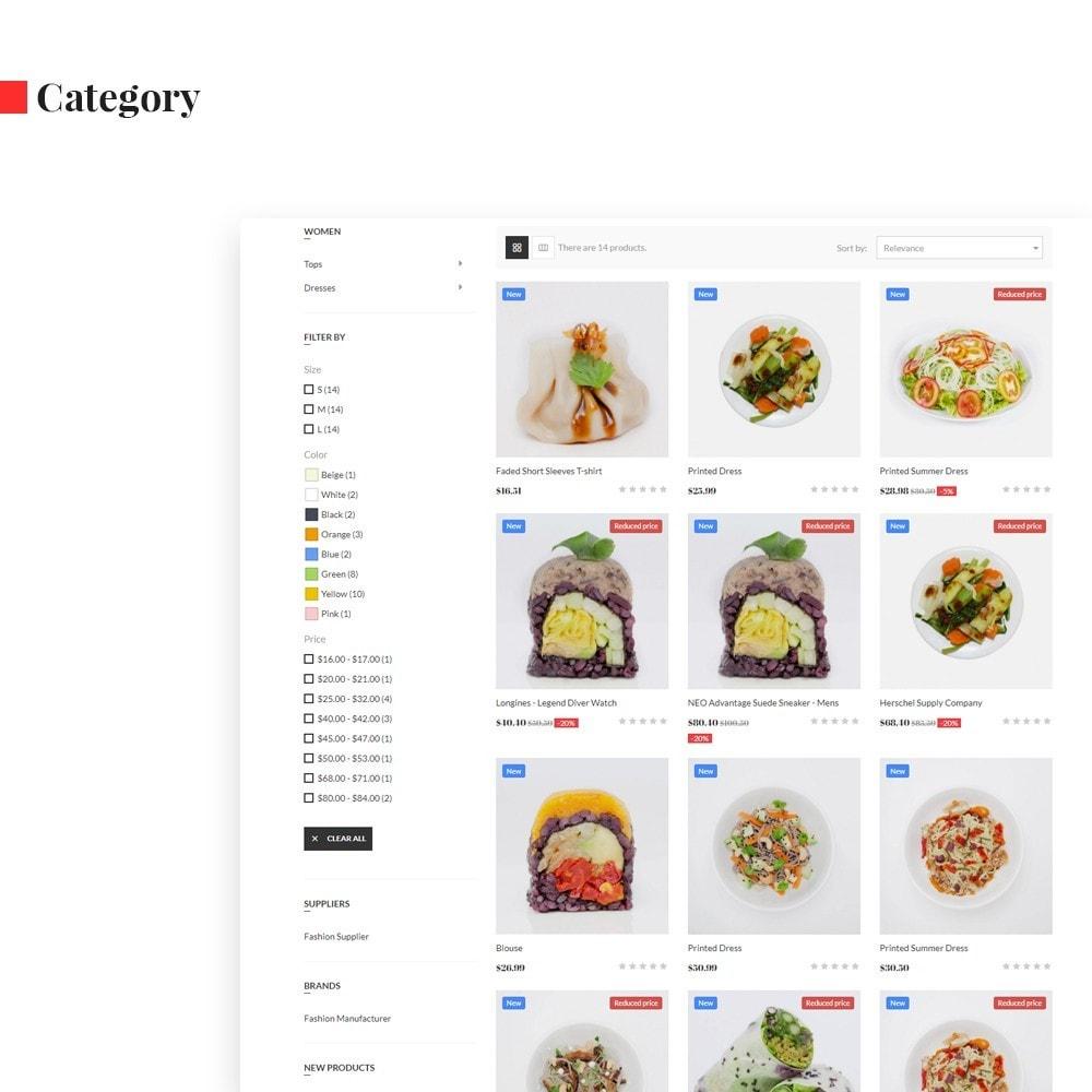 theme - Żywność & Restauracje - Ap Codfo - 5