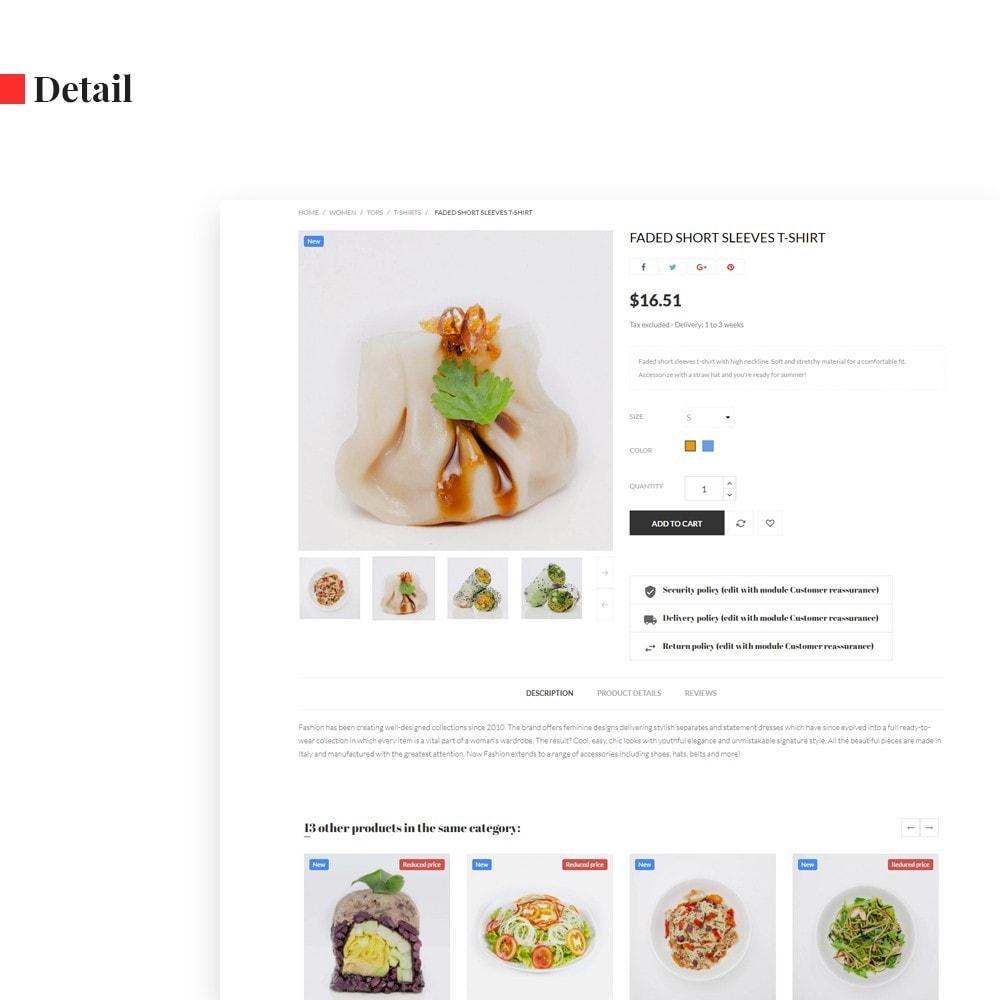 theme - Żywność & Restauracje - Ap Codfo - 7