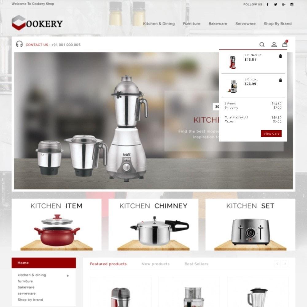 theme - Casa & Jardins - Cookery Store - 8