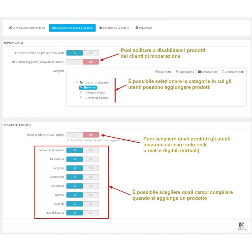 module - Creazione Marketplace - Simple Marketplace (Semplice marketplace) - 8