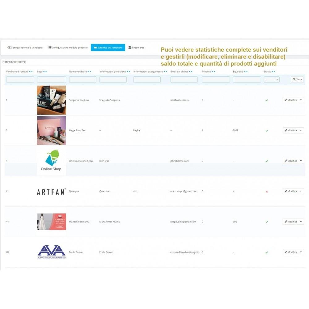 module - Creazione Marketplace - Simple Marketplace (Semplice marketplace) - 9