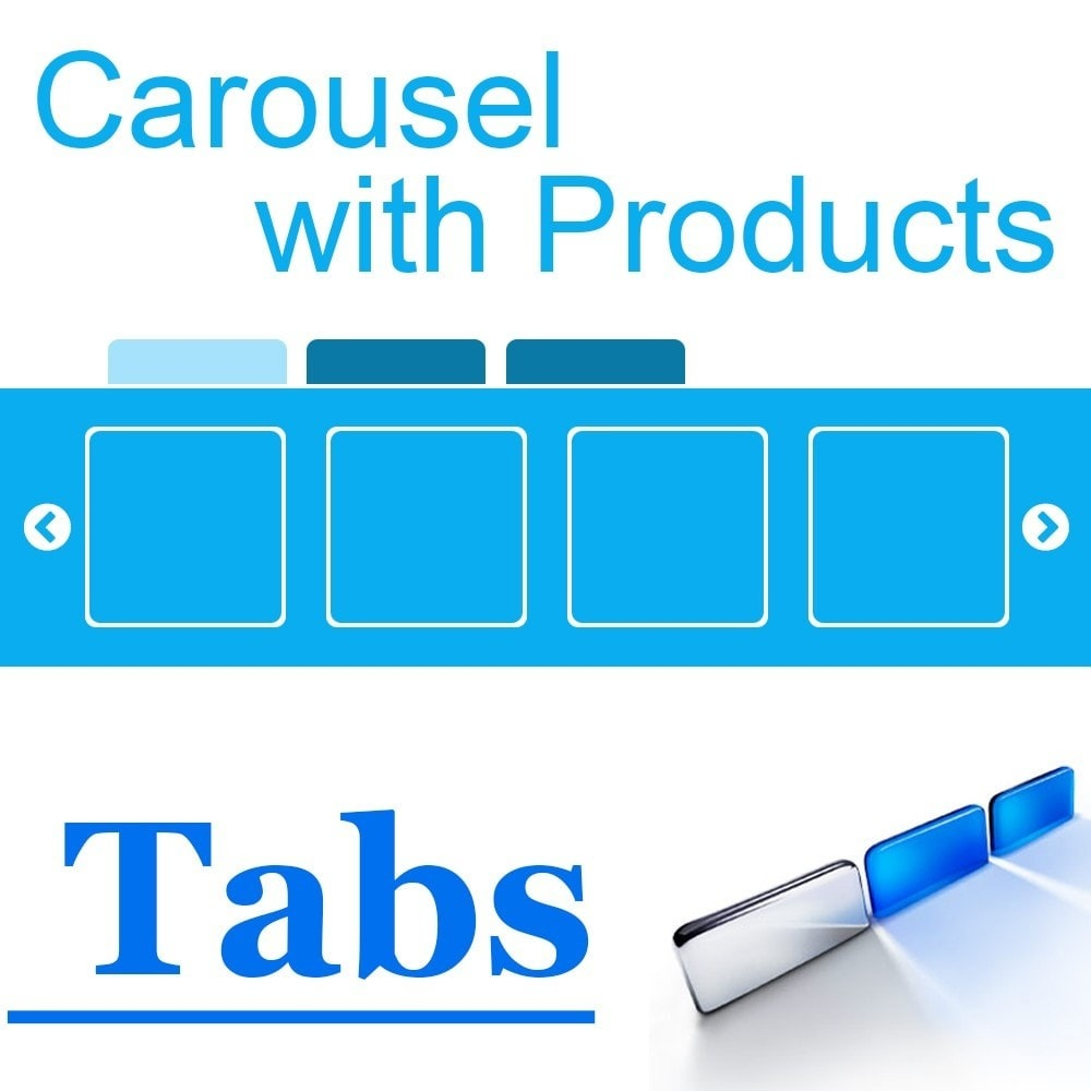 module - Products on Homepage - Homepage Carousel with Products in Tabs - 1